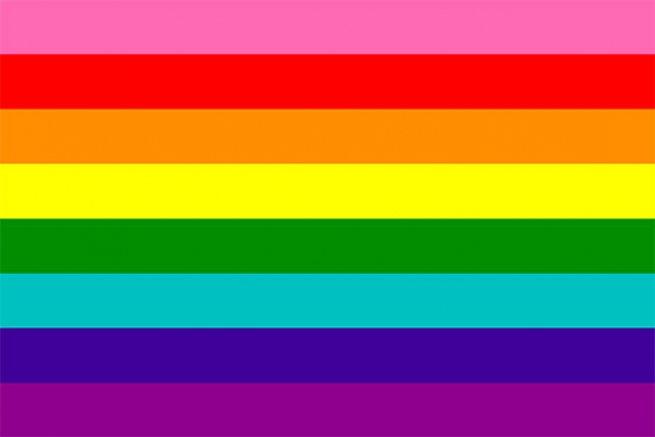 PrideFlag-GilbertBaker